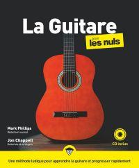 Image de couverture (La guitare pour les nuls, 3e éd.)
