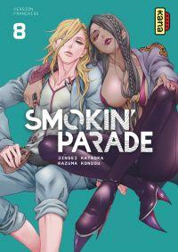 Smokin' Parade, tome 8