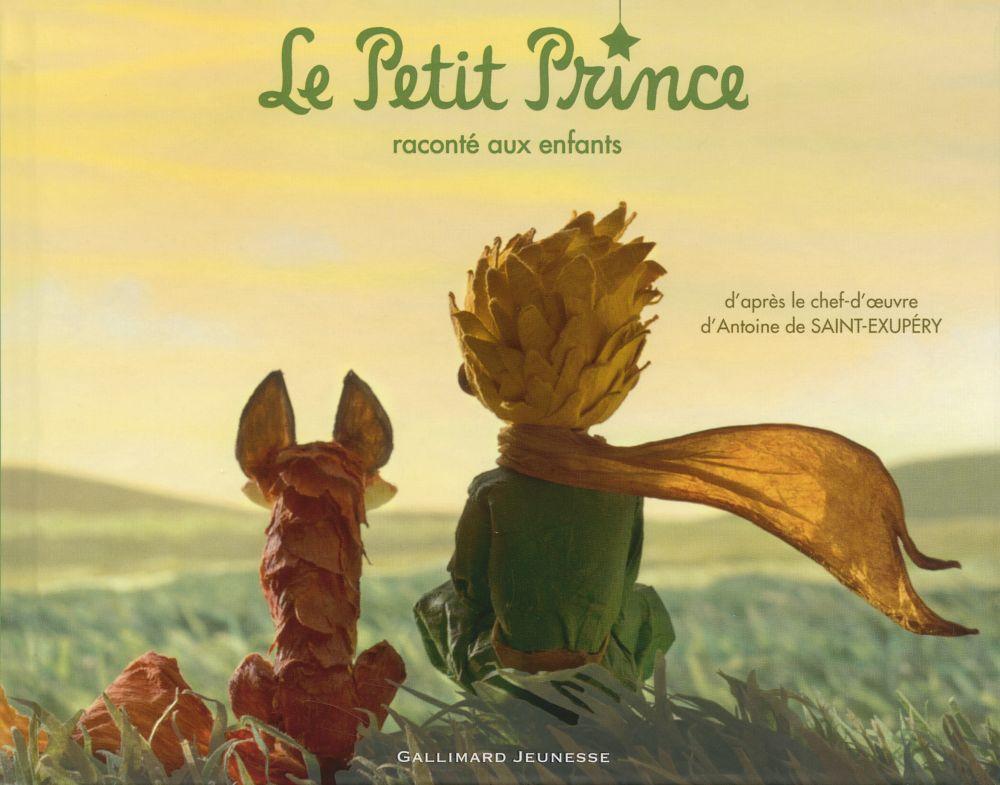 Le Petit Prince raconté aux enfants | de Saint-Exupéry, Antoine. Auteur