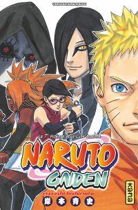 Naruto Gaiden - Le 7e Hokag...