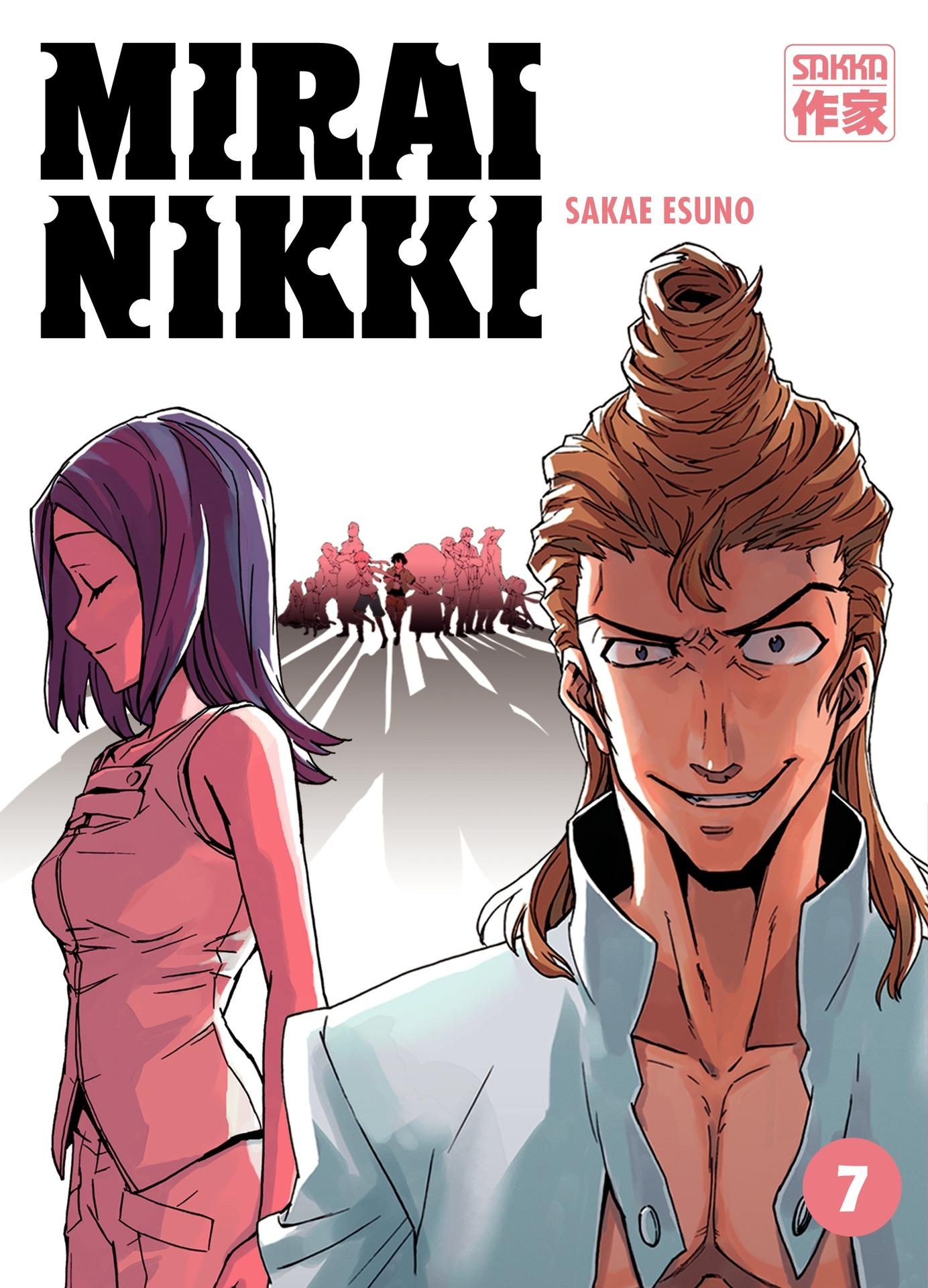 Mirai Nikki (Tome 7)
