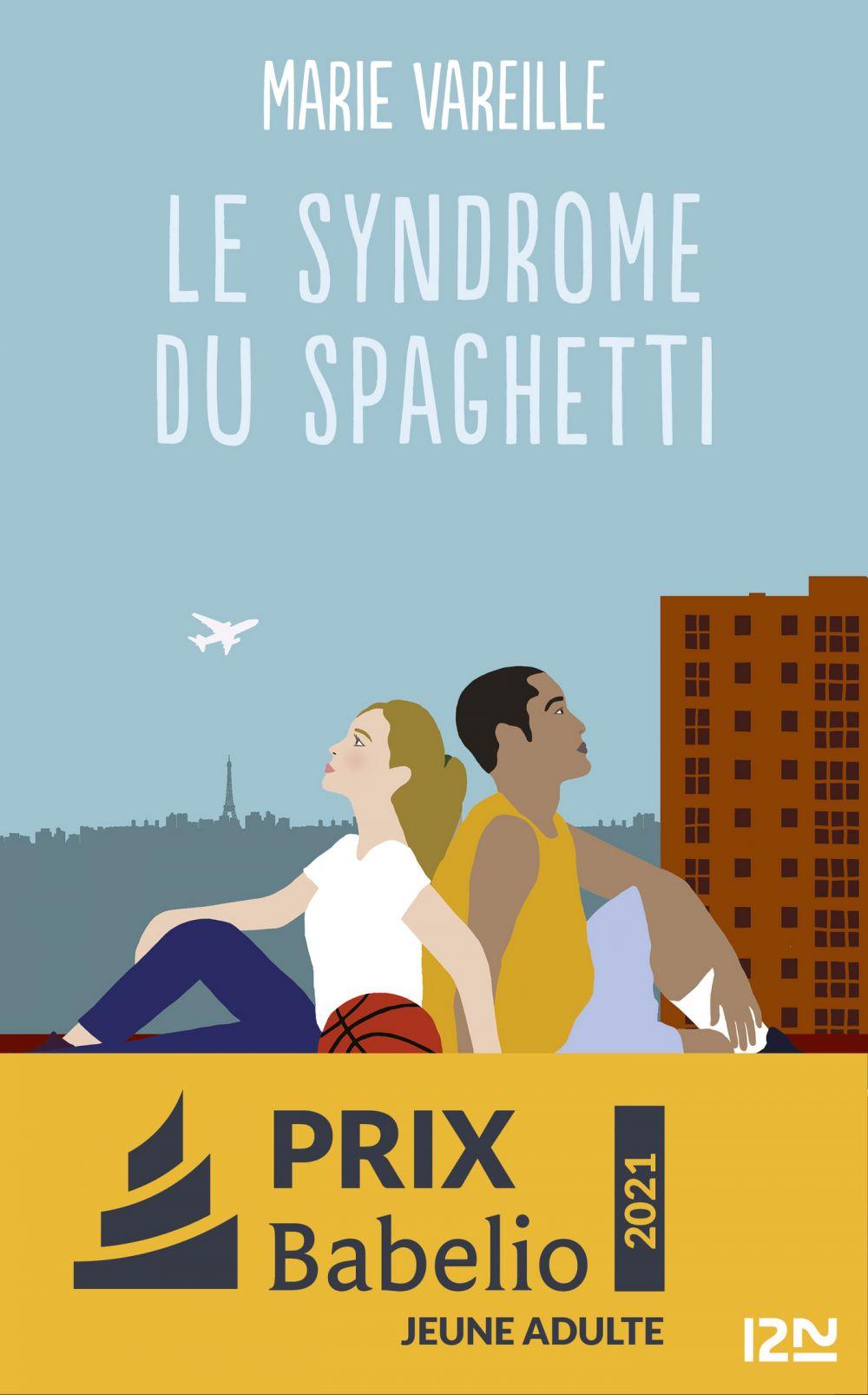 Le syndrôme du spaghetti   VAREILLE, Marie. Auteur