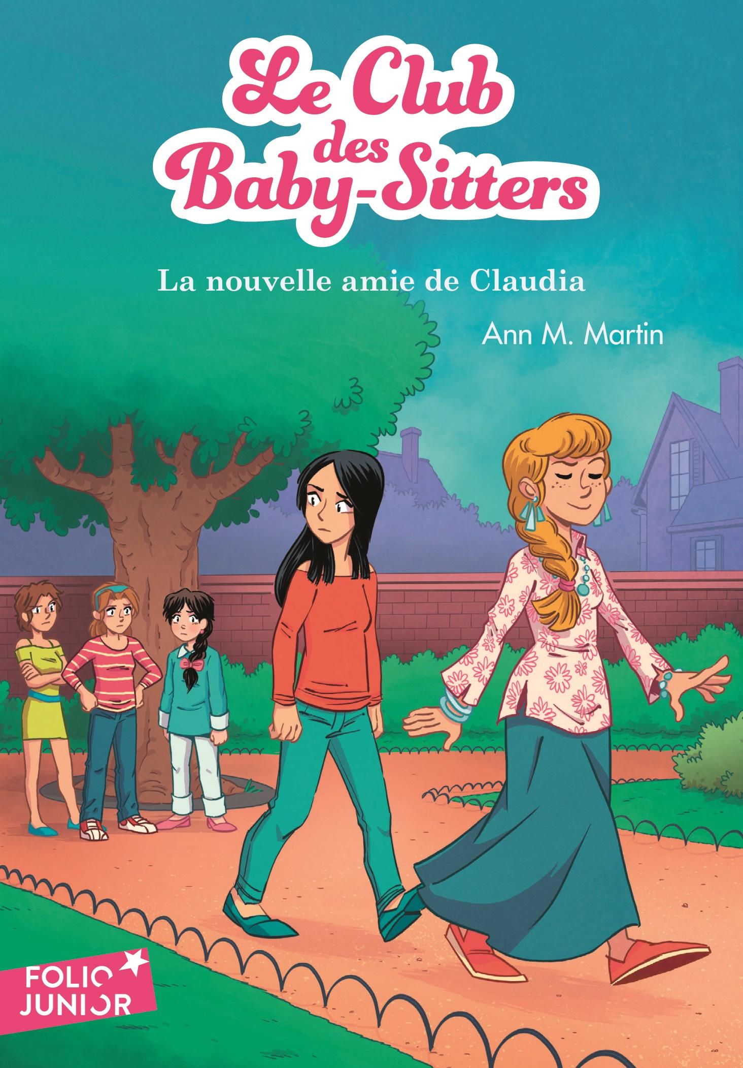 Le Club des Baby-Sitters (Tome 12) - La nouvelle amie de Claudia