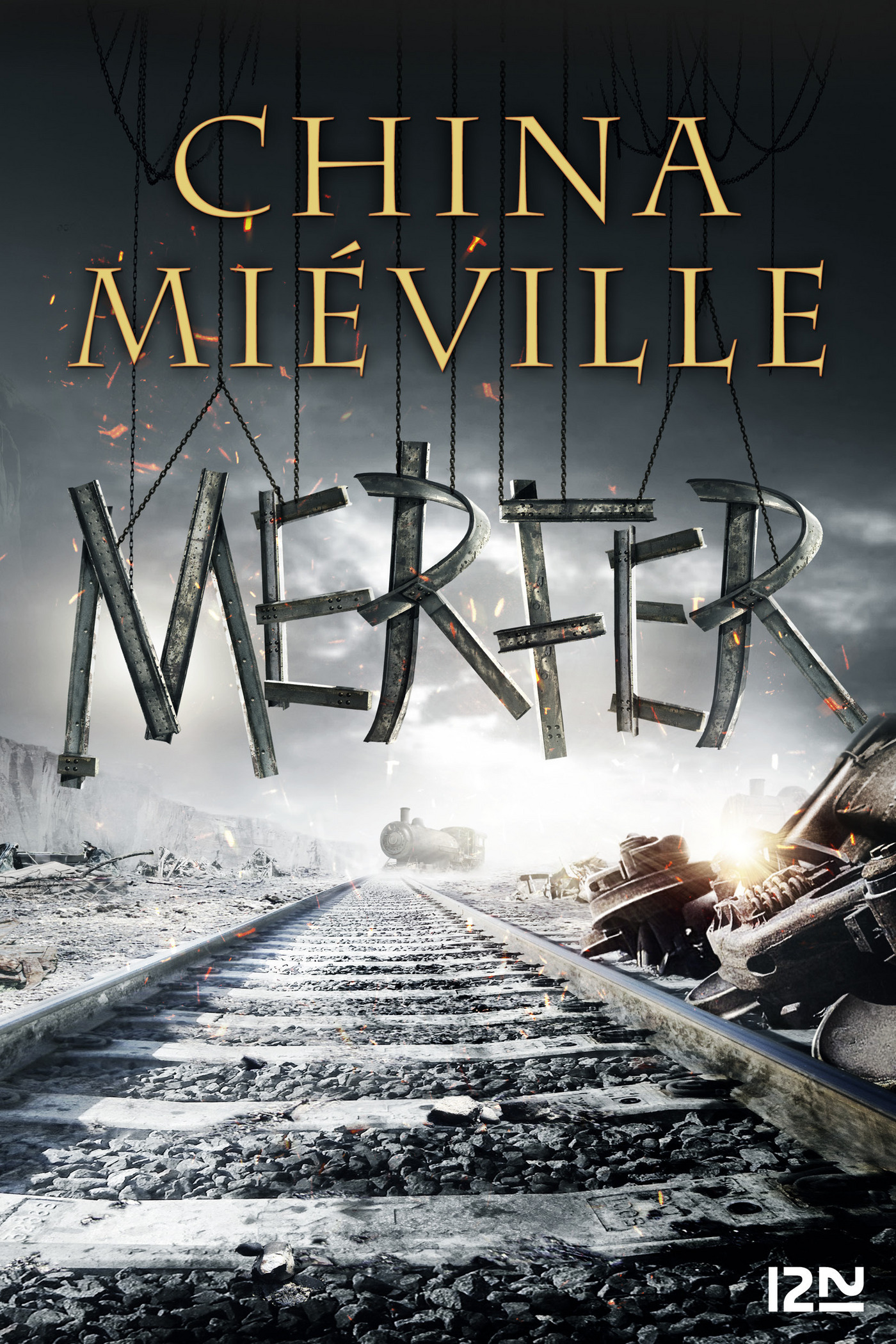 Merfer | MIEVILLE, China