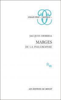 Marges – de la philosophie