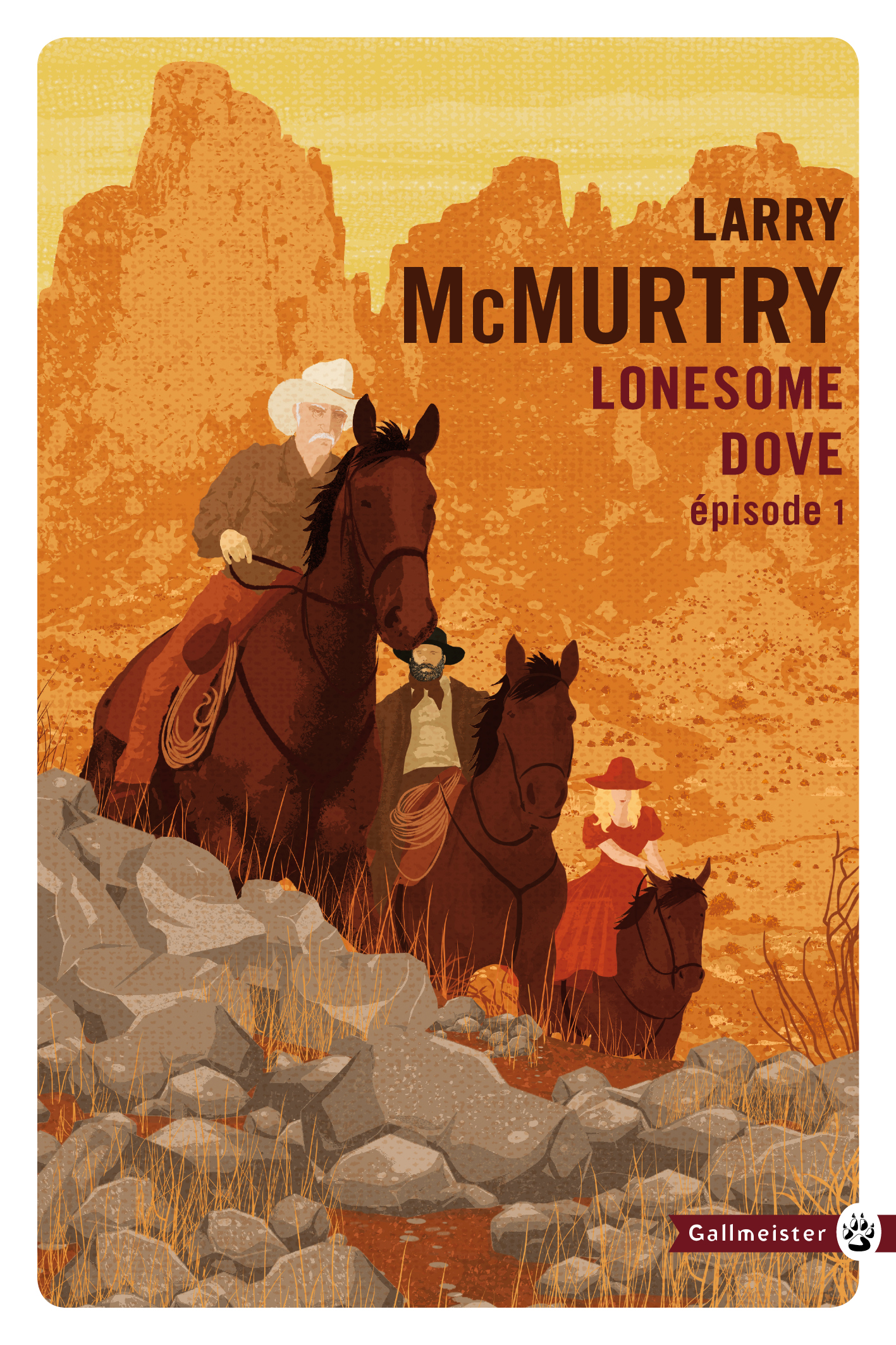 Lonesome Dove I | McMurtry, Larry