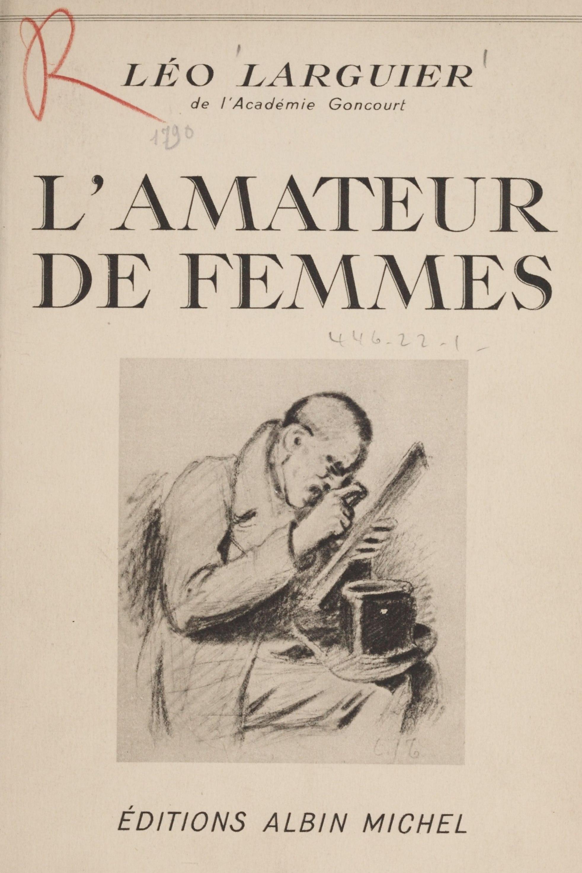 L'amateur de femmes