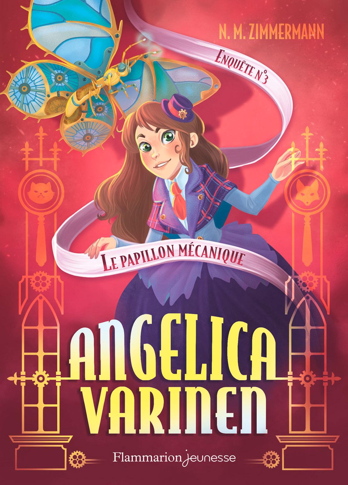 Angelica Varinen (Enquête N...
