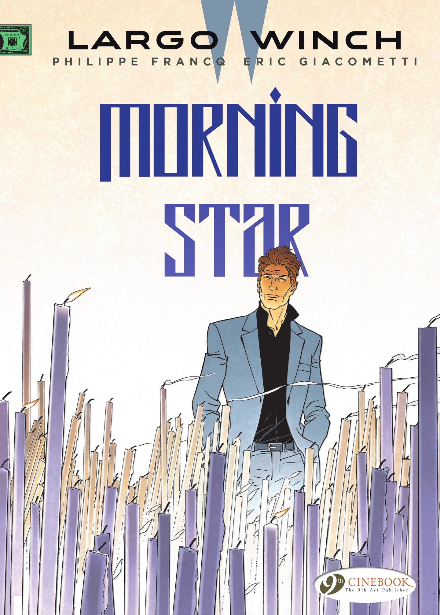 Largo Winch 17 - Morning Star