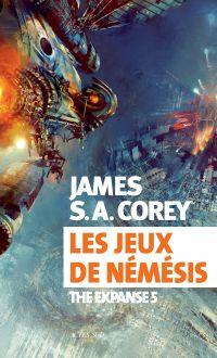 Les jeux de Némésis | Corey, James S. A.. Auteur