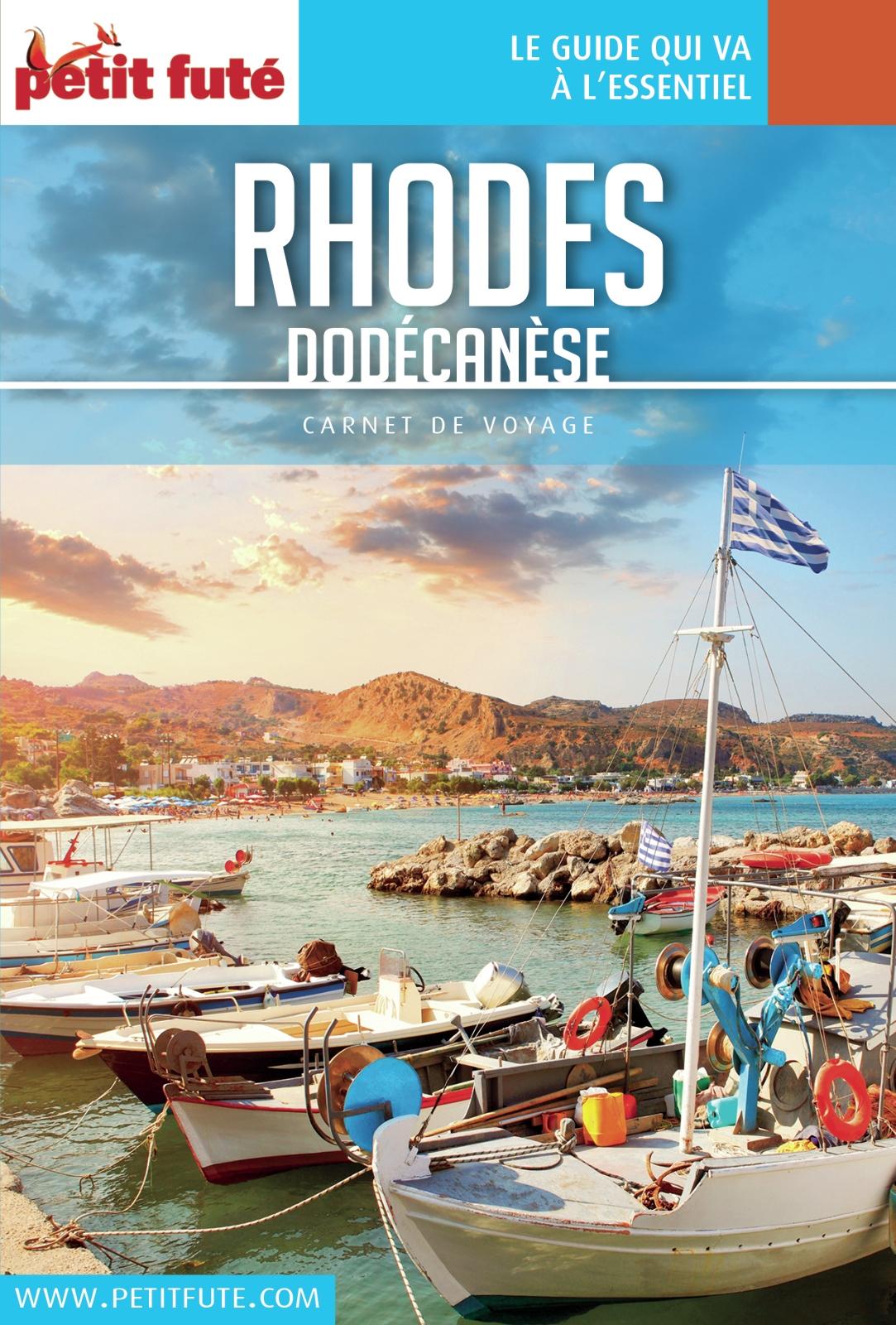 RHODES / DODÉCANÈSE 2017 Ca...