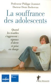 Image de couverture (La souffrance des adolescents)