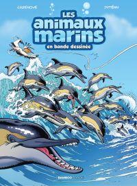 Les animaux marins en BD - Tome 5