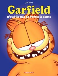 Garfield - Tome 22 - Garfield n'oublie pas sa brosse à dent