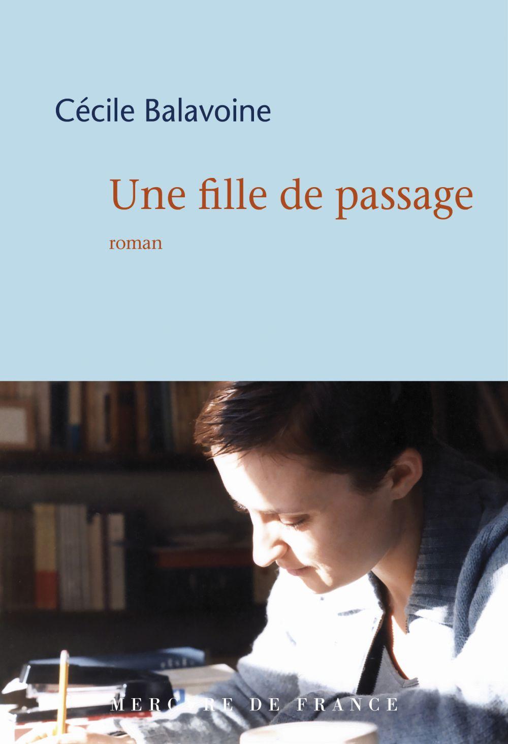 Une fille de passage | Balavoine, Cécile. Auteur