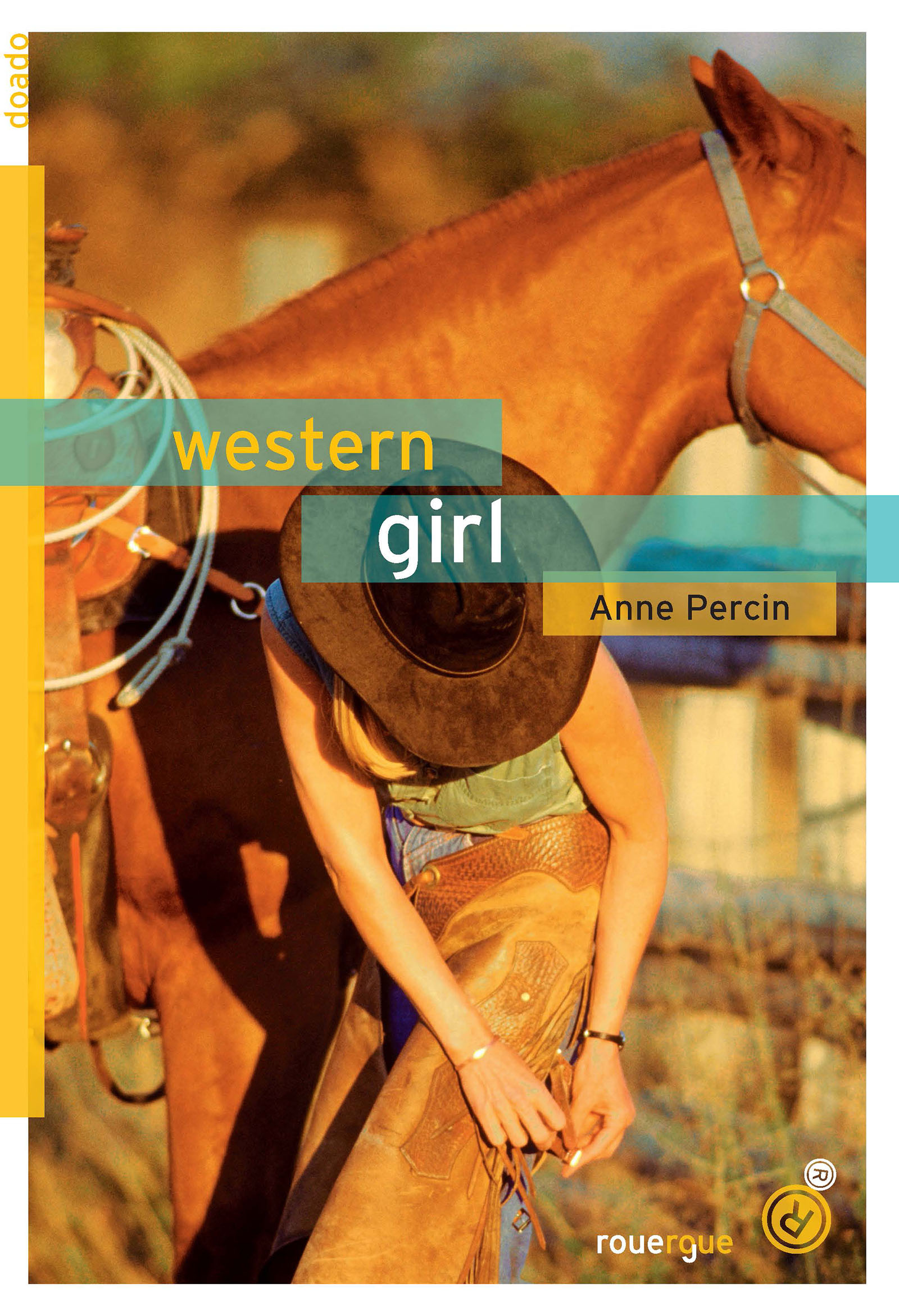 Western Girl | Percin, Anne
