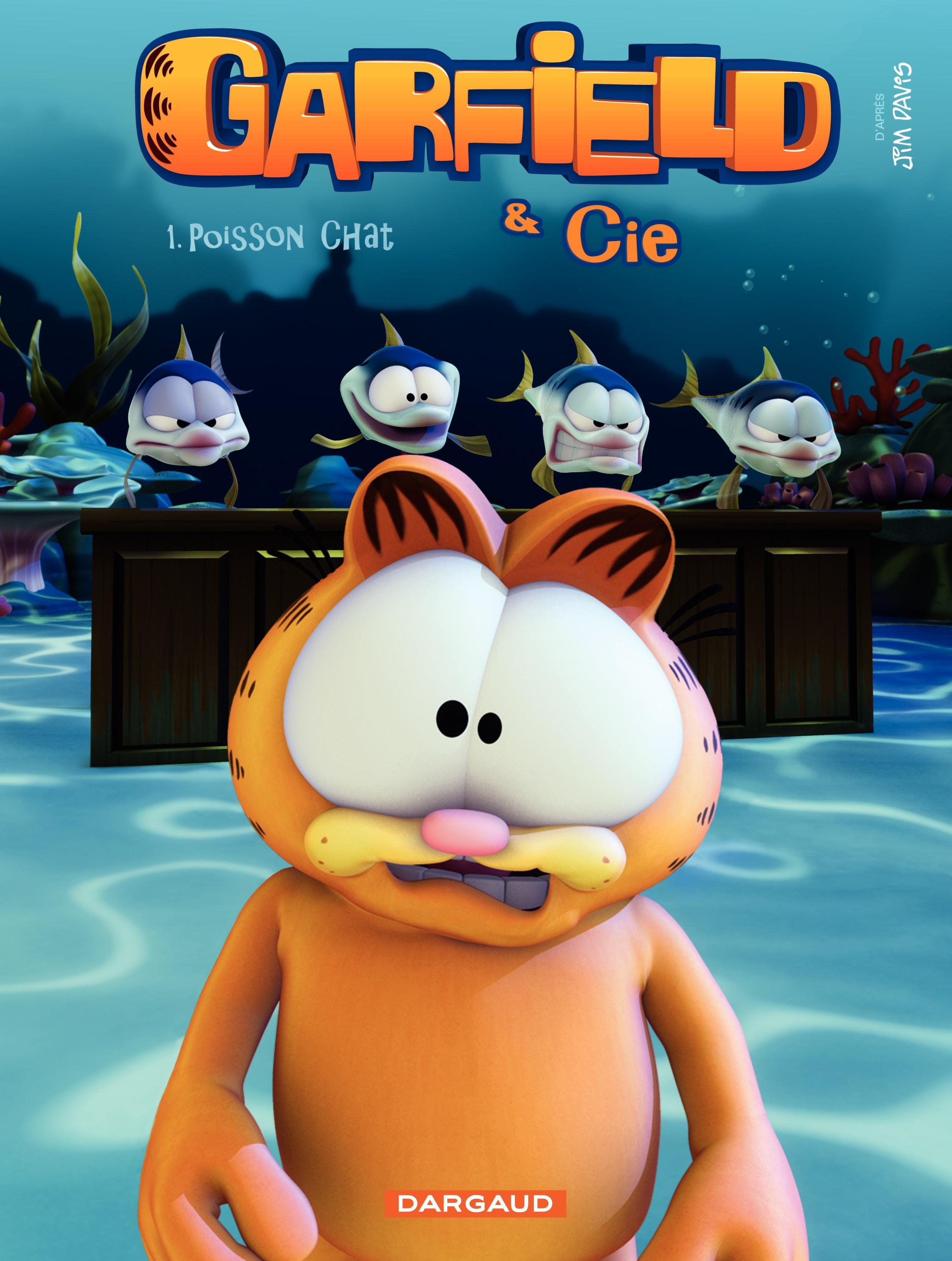 Garfield et Cie - Tome 1 - Poisson Chat (1)