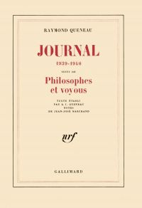 Journal (1939-1940) / Philo...