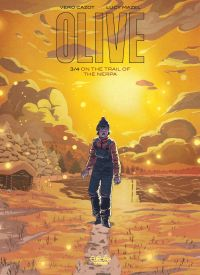 Olive - Volume 3 - On the T...