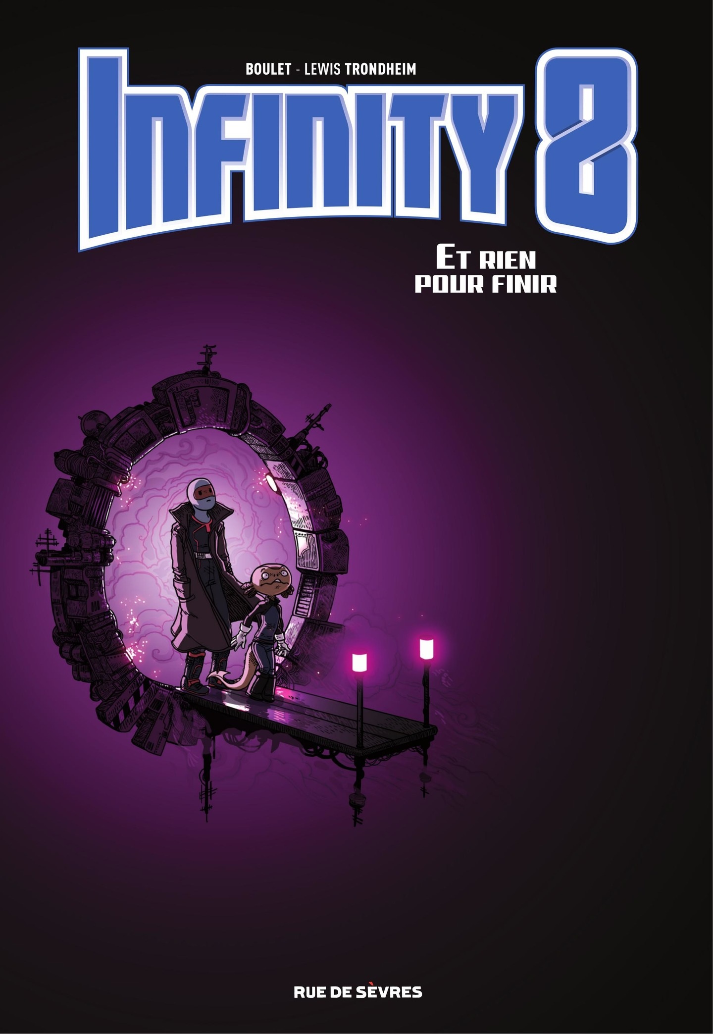 Infinity 8 - Tome 7
