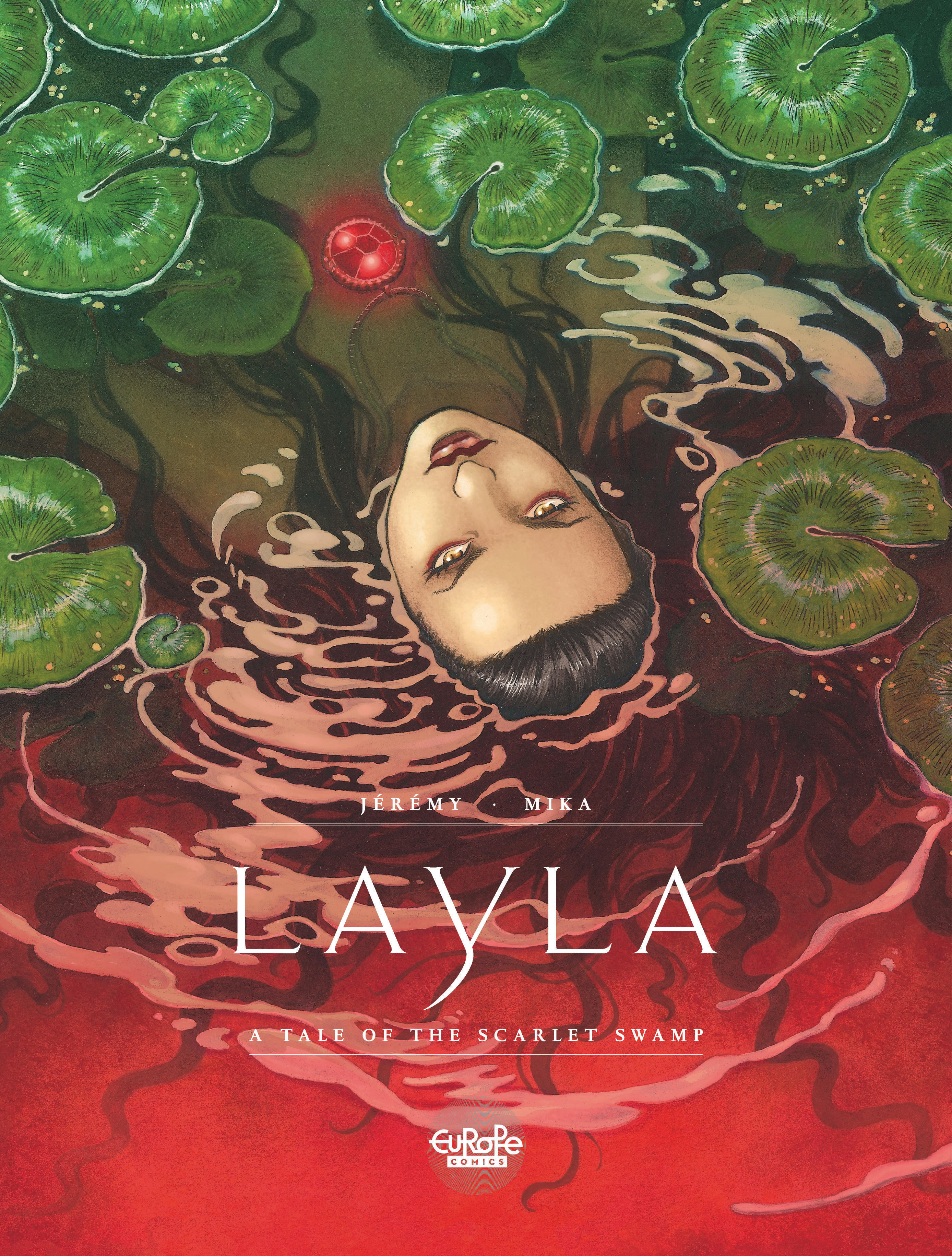 Layla A Tale of the Scarlet...