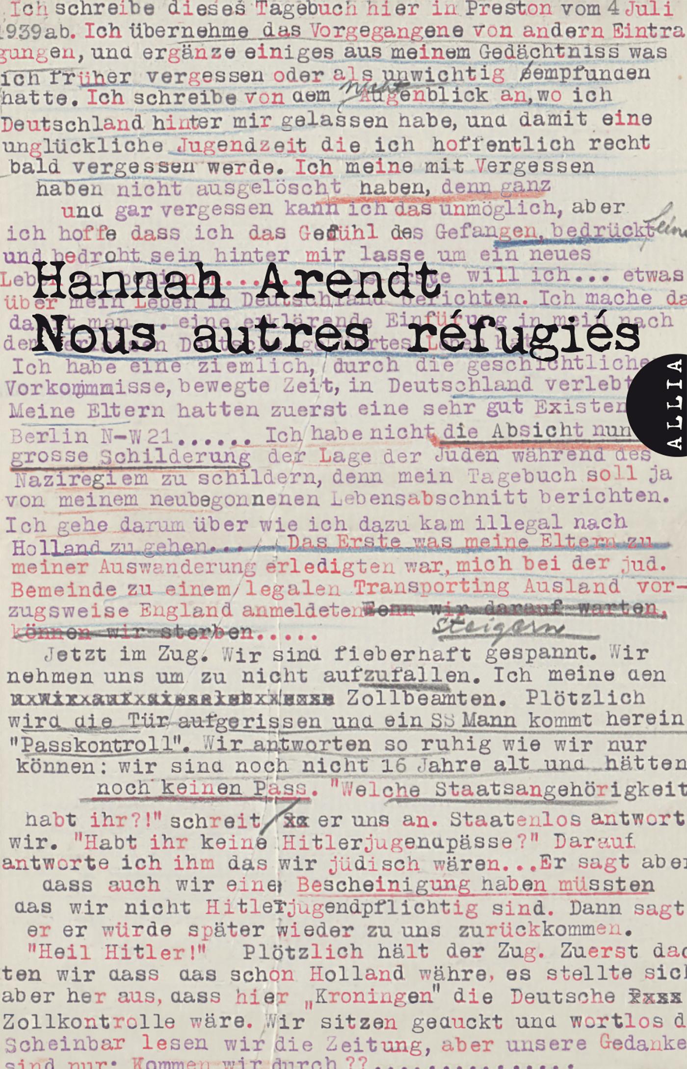 Nous autres réfugiés