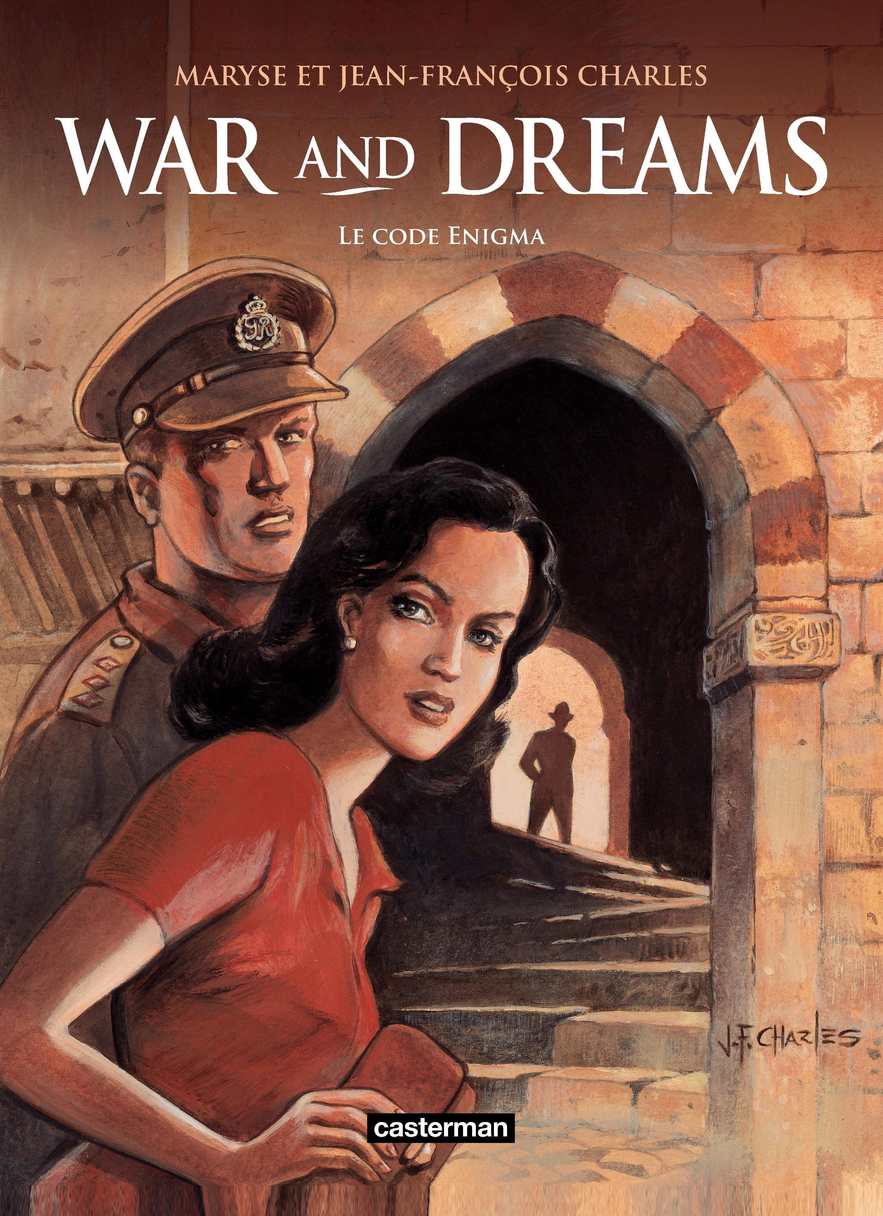 War and Dreams (Tome 2) - Le code Enigma