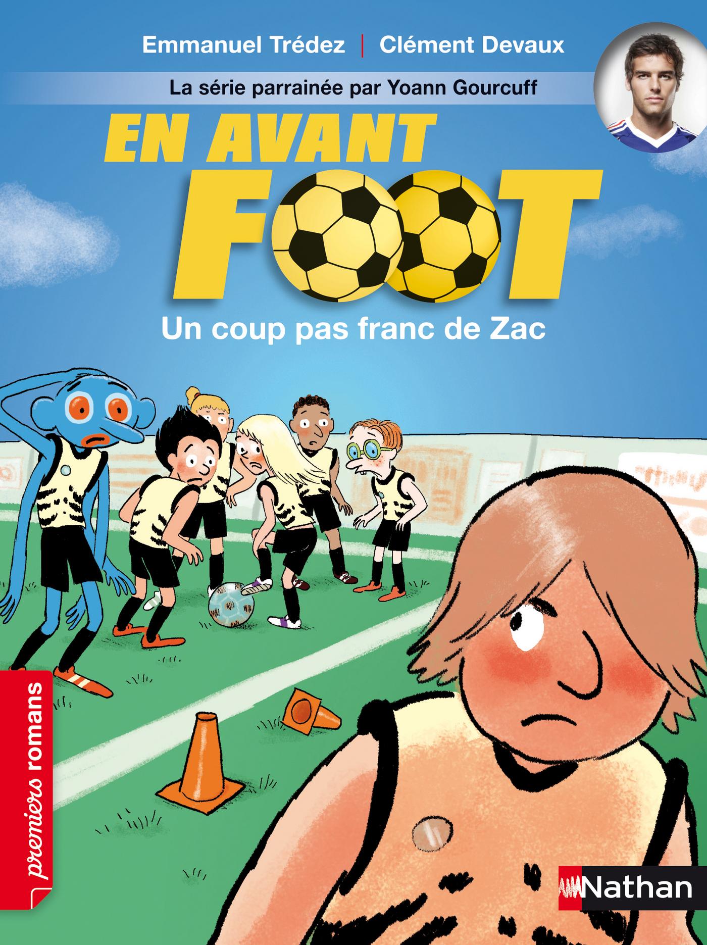 Un coup pas franc de Zac   Devaux, Clément