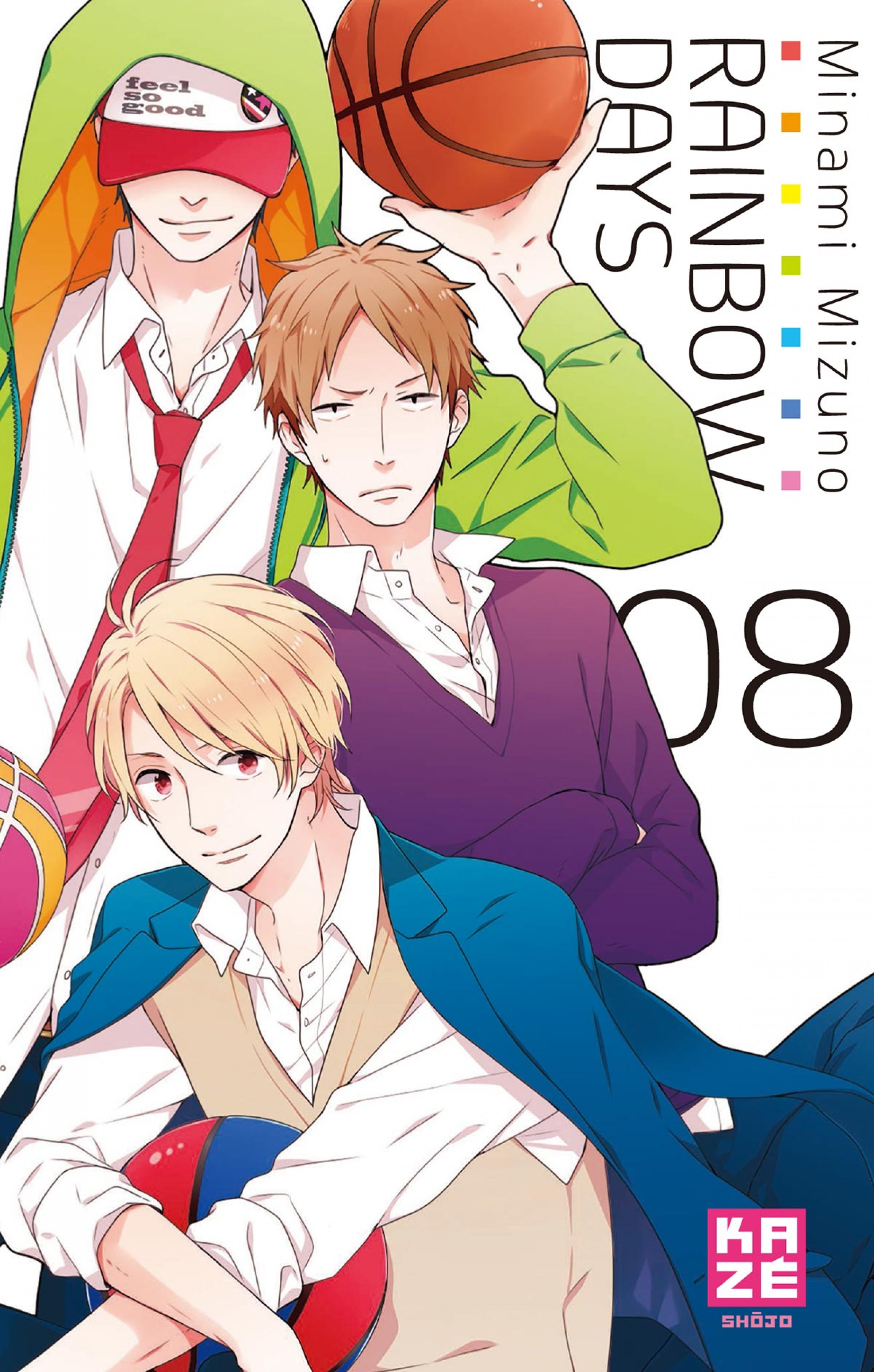 Rainbow Days - Tome 8 - tome 8