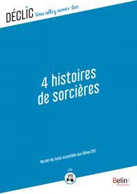 4 Histoires de sorcières - DYS
