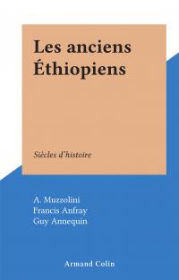 Les anciens Éthiopiens