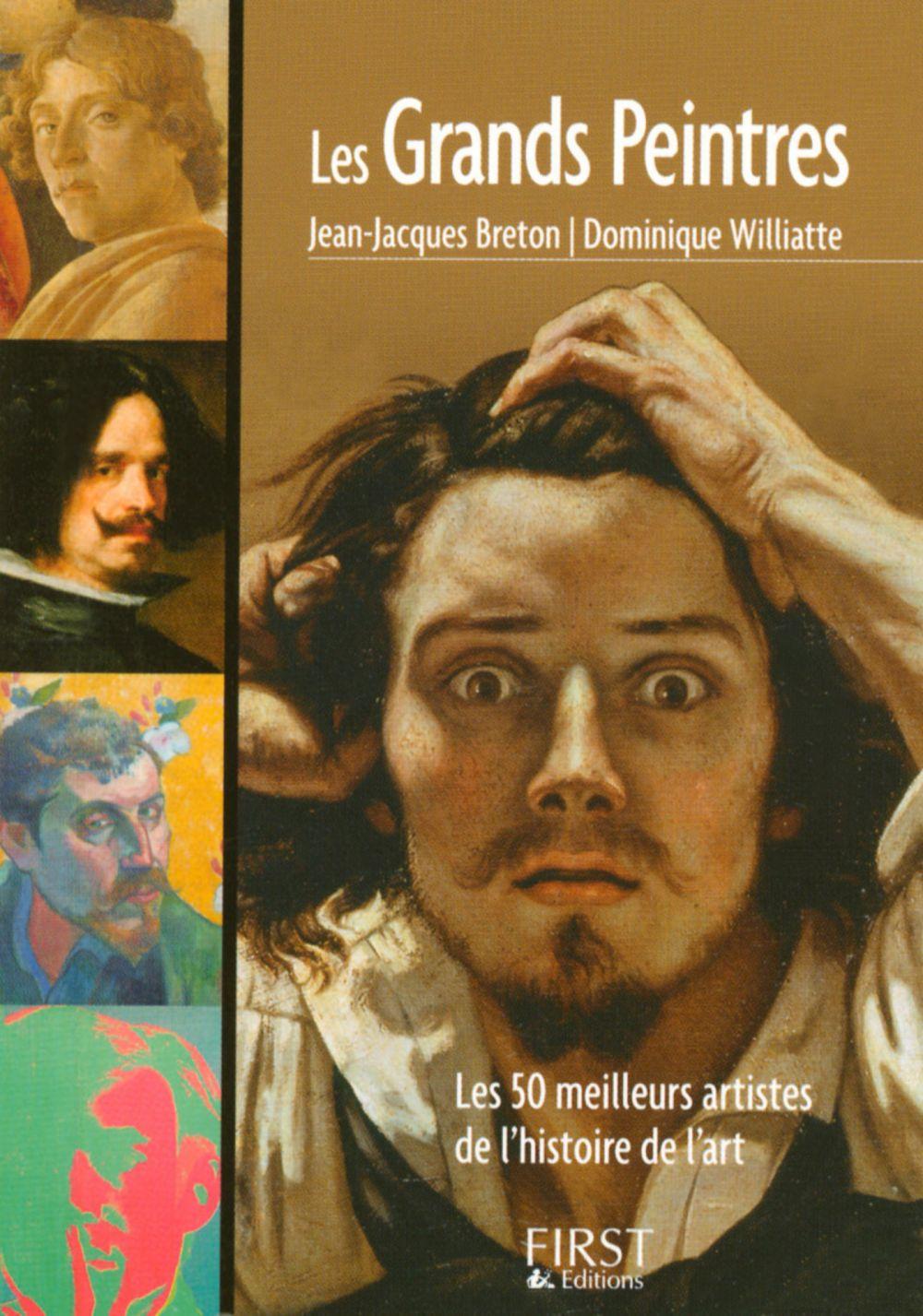 Petit livre de - Les grands peintres | Breton, Jean-Jacques (1950-....). Auteur