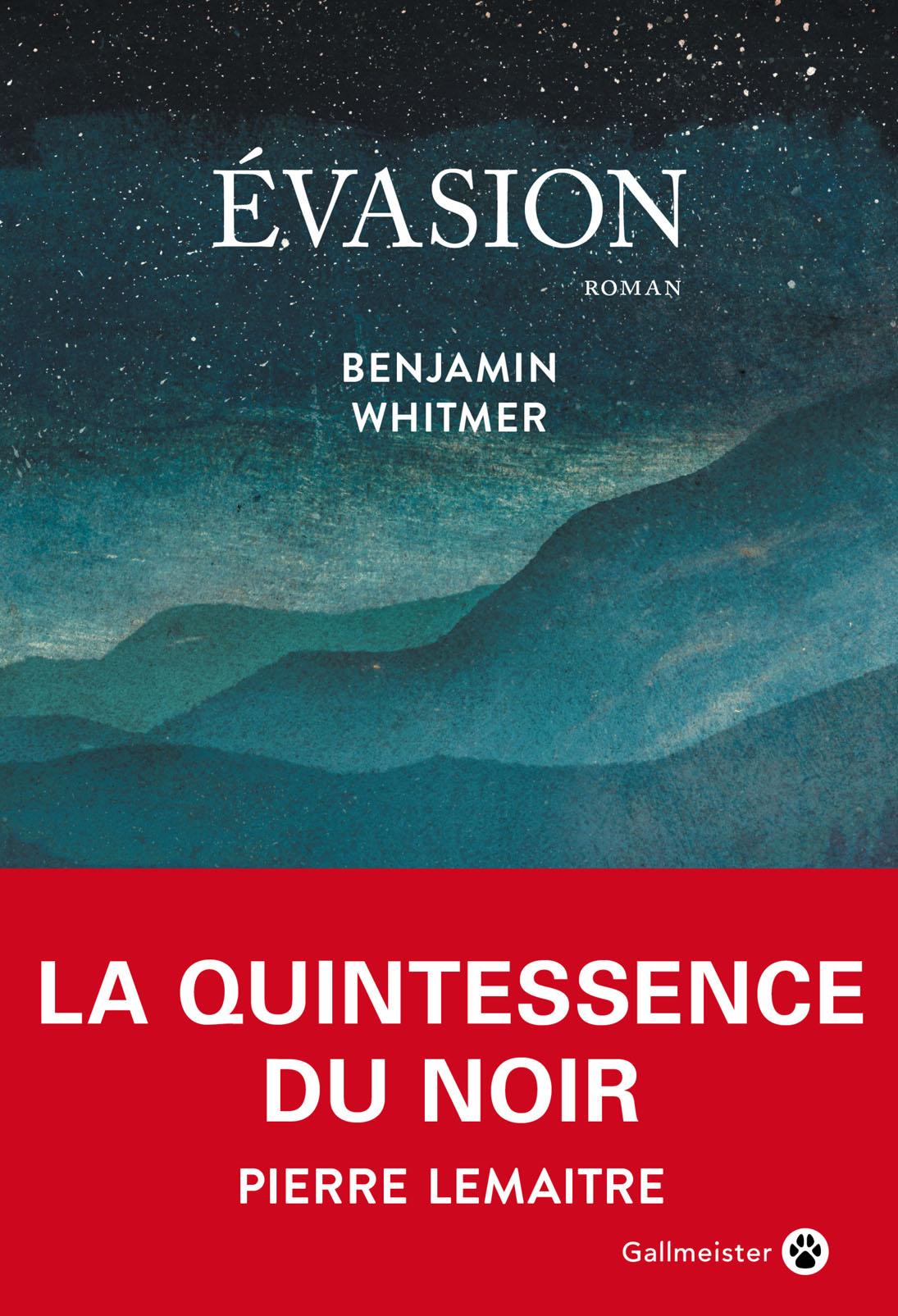 Evasion | Whitmer, Benjamin