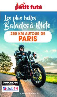 MOTO 250 KMS AUTOUR DE PARI...