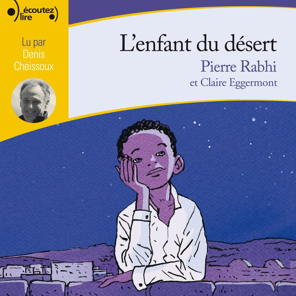 L'enfant du désert   Rabhi, Pierre. Auteur