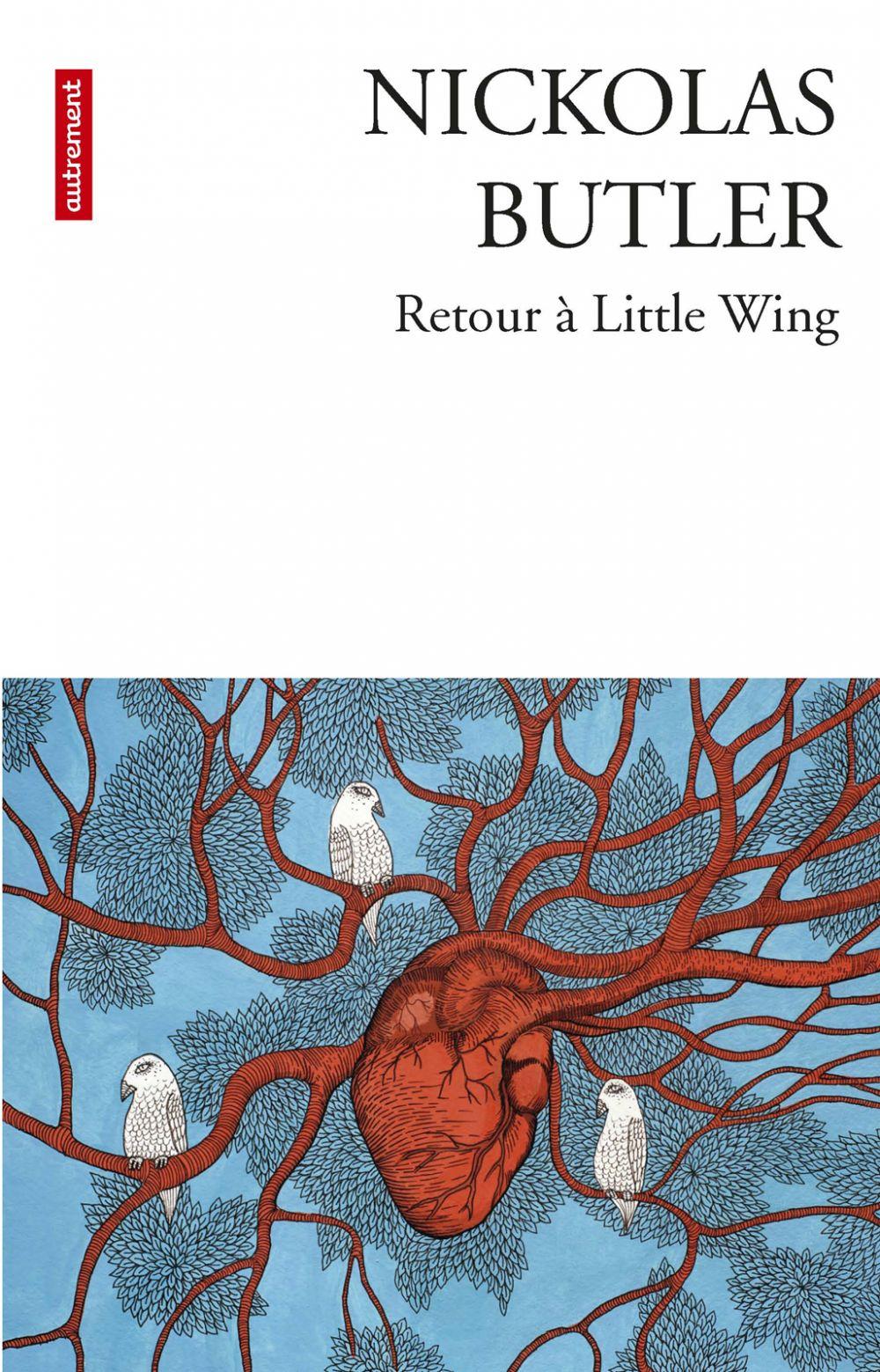 Retour à Little Wing | Butler, Nickolas. Auteur