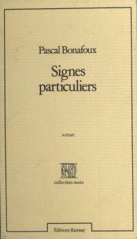 Signes particuliers