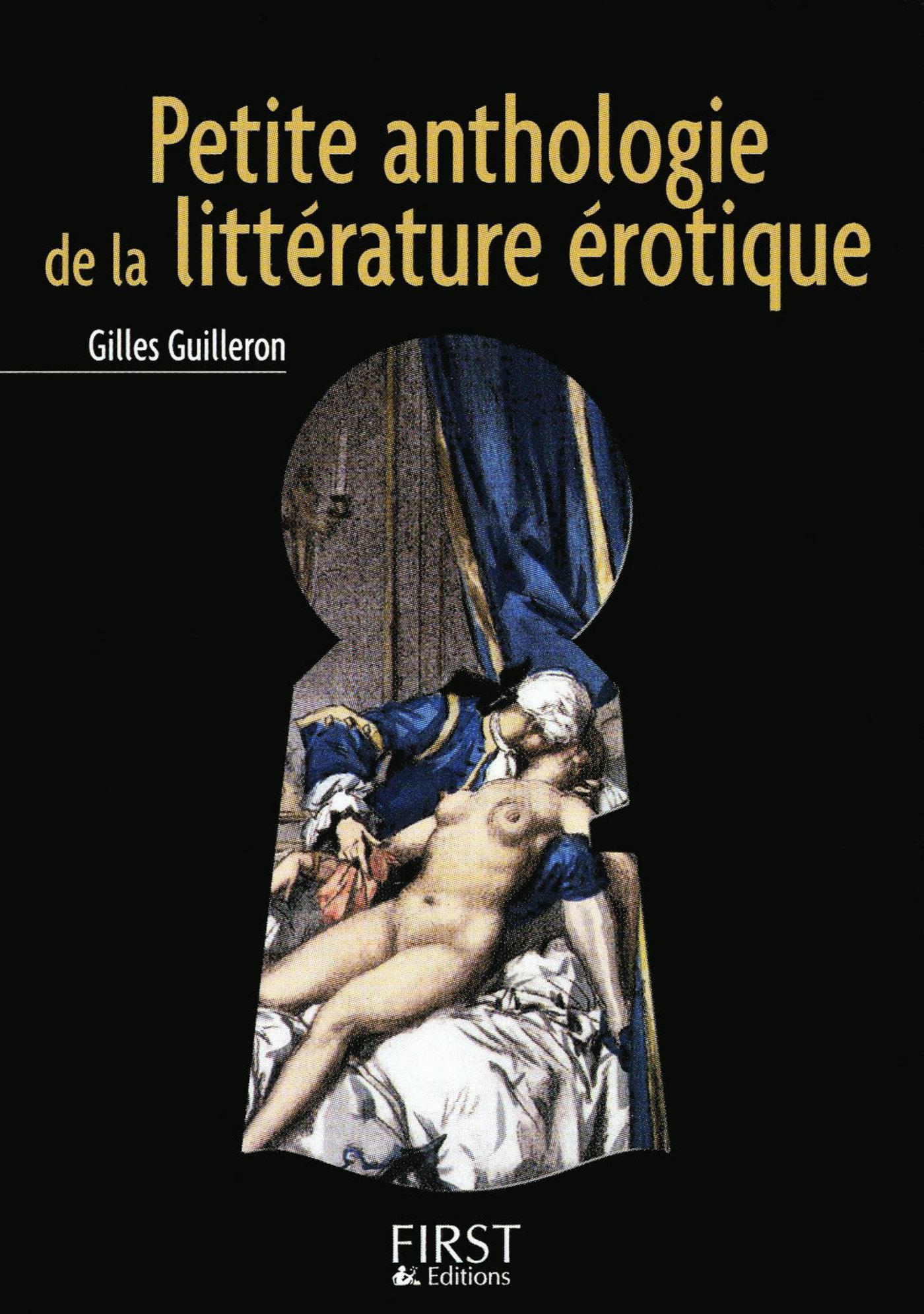 Petit livre de - Petite anthologie de la littérature érotique