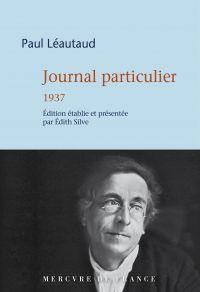 Journal particulier | Léautaud, Paul (1872-1956). Auteur