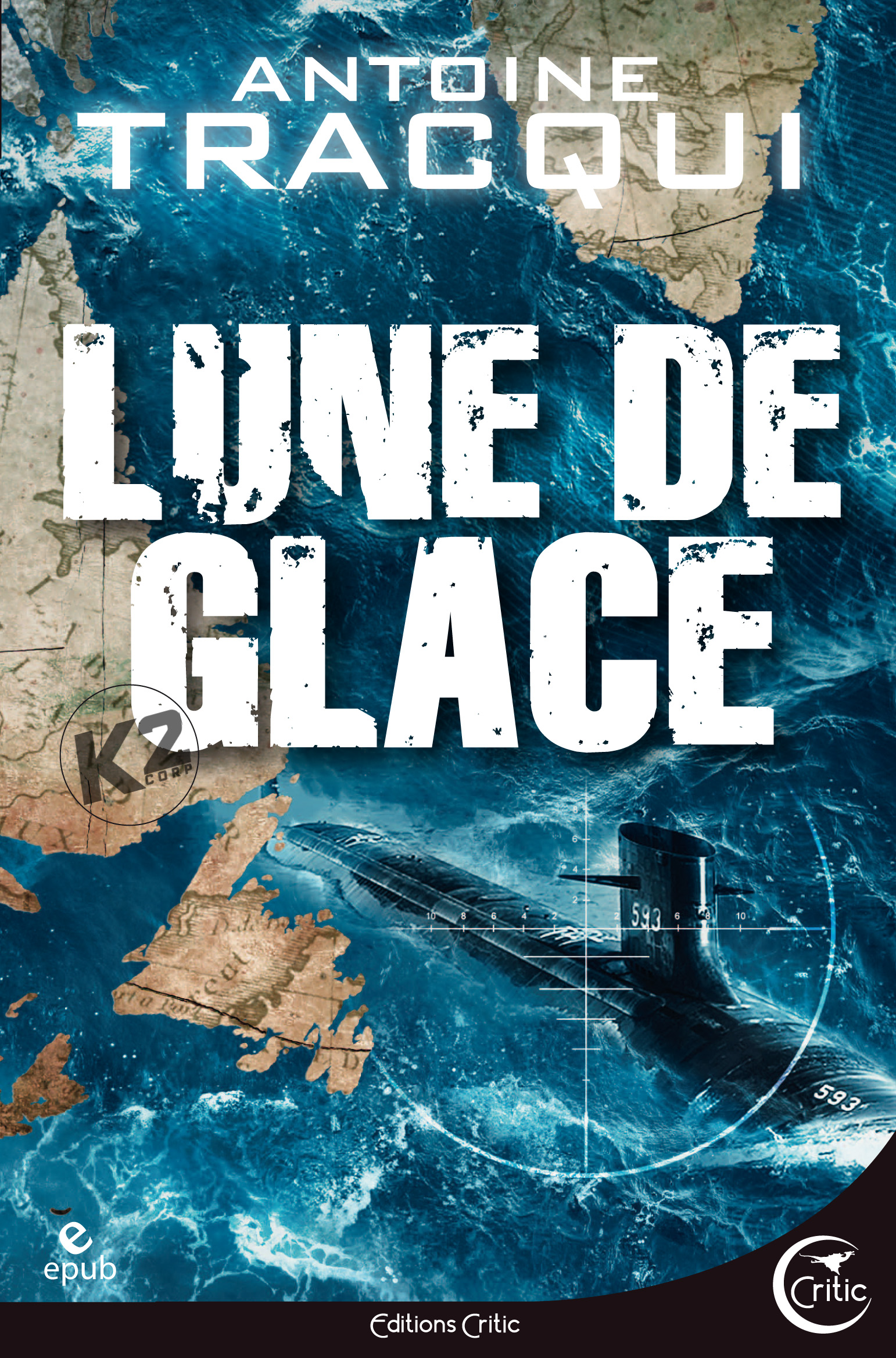 LUNE DE GLACE - HARD RESCUE 3