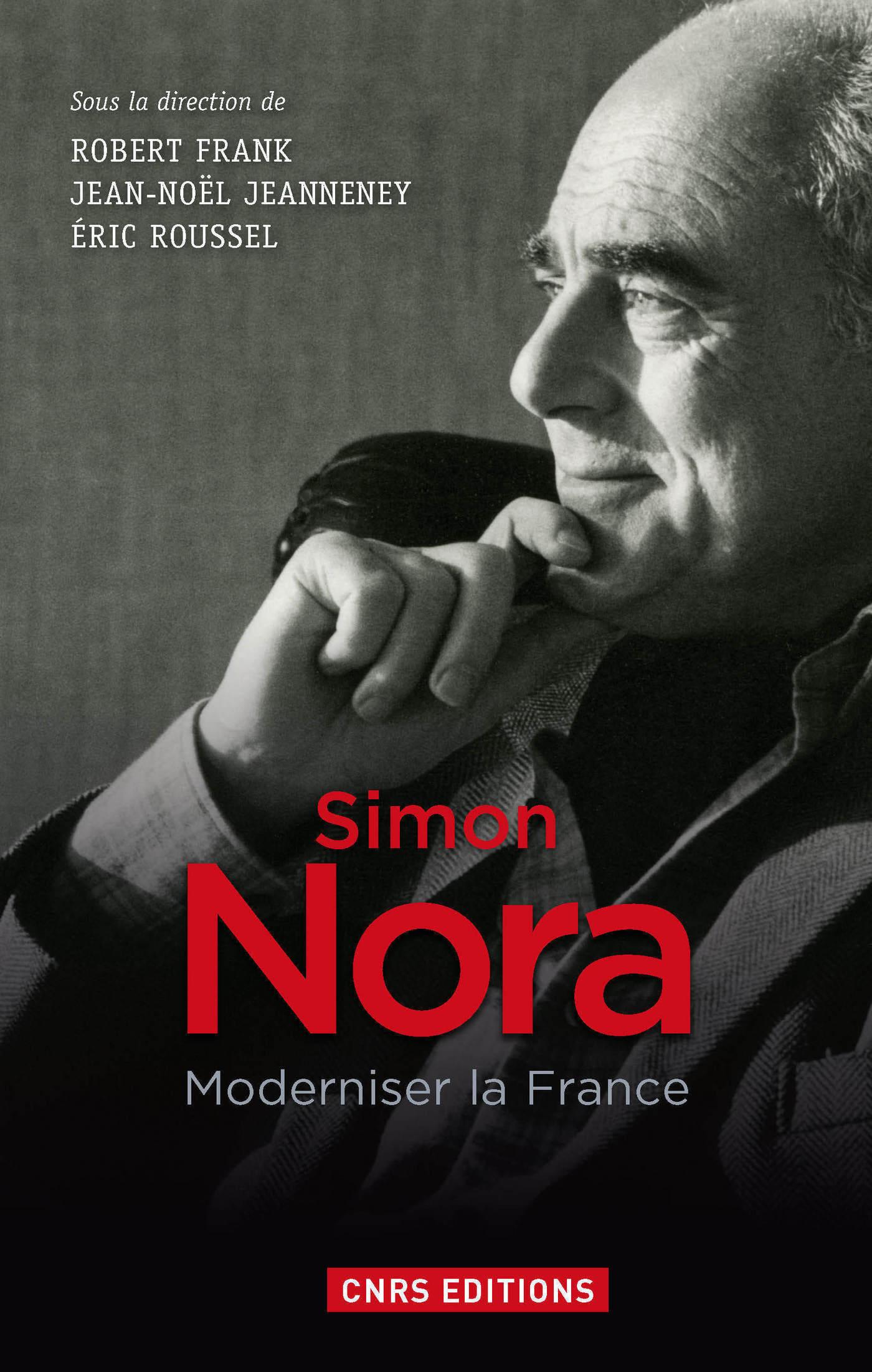 Simon Nora, une volonté mod...