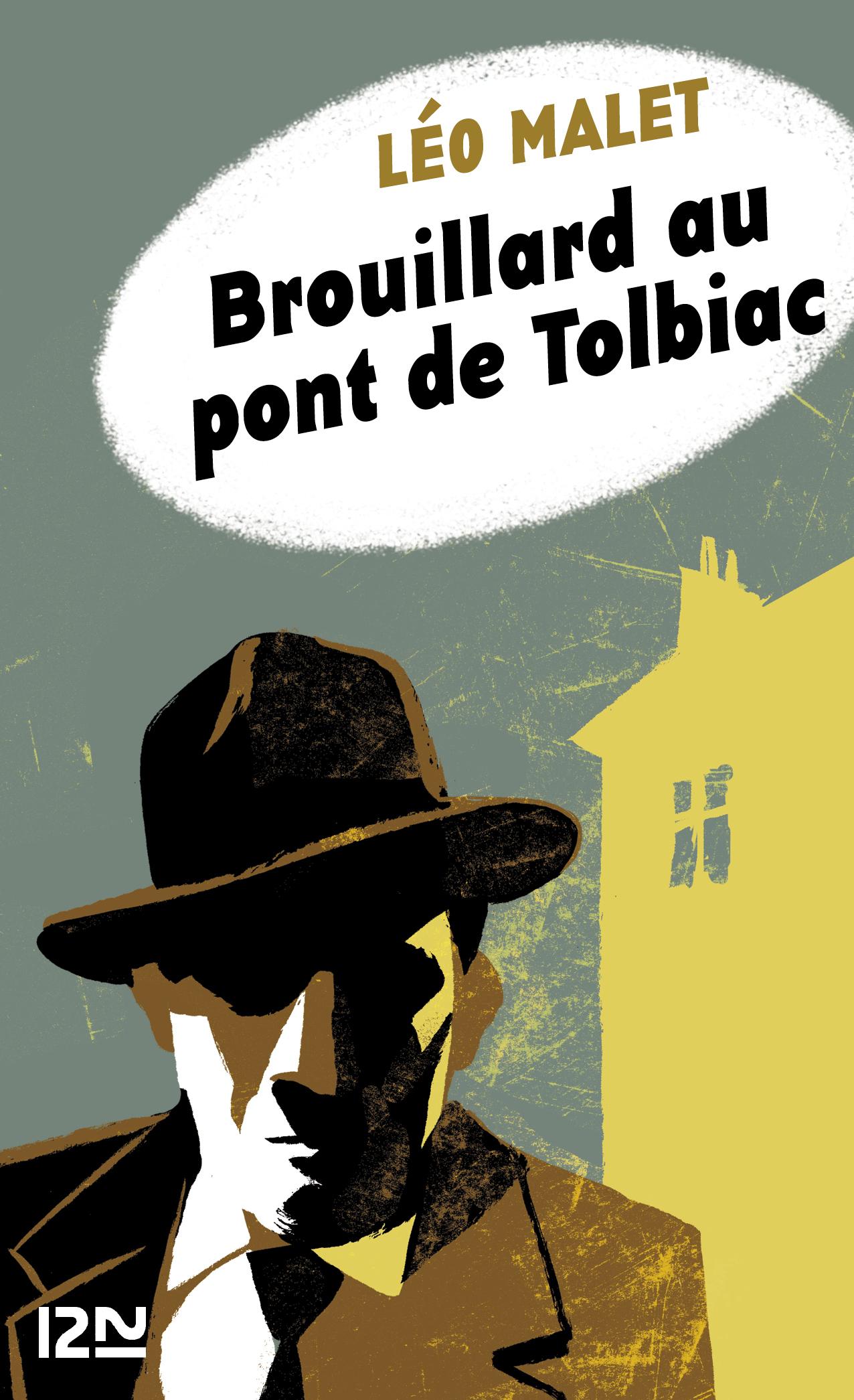 Brouillard au pont de Tolbiac | MALET, Léo