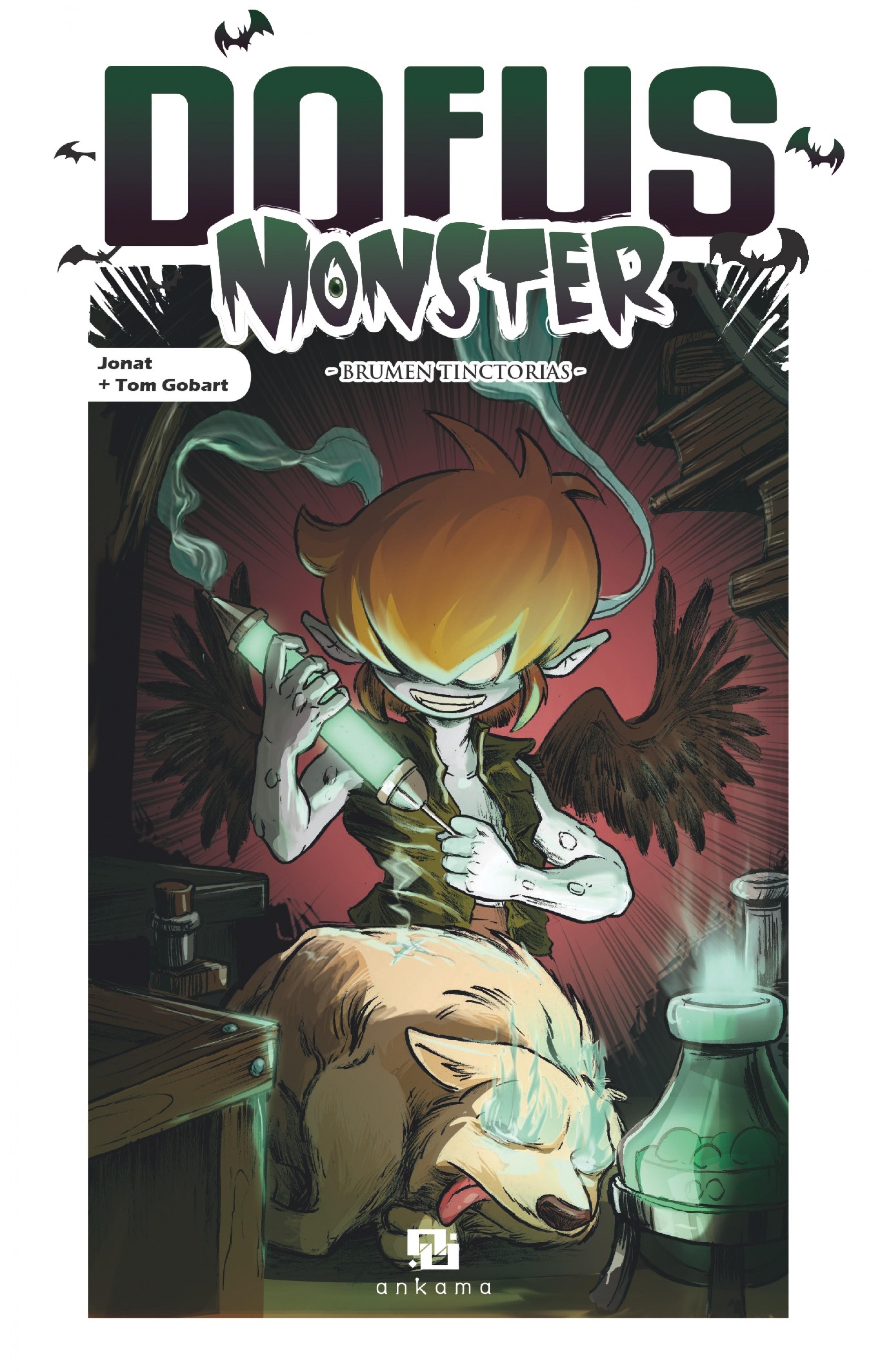 Dofus Monster - Tome 6 - Brumen Tinctorias