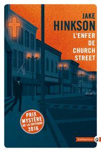 L'Enfer de Church Street | Hinkson, Jake (1975-....). Auteur