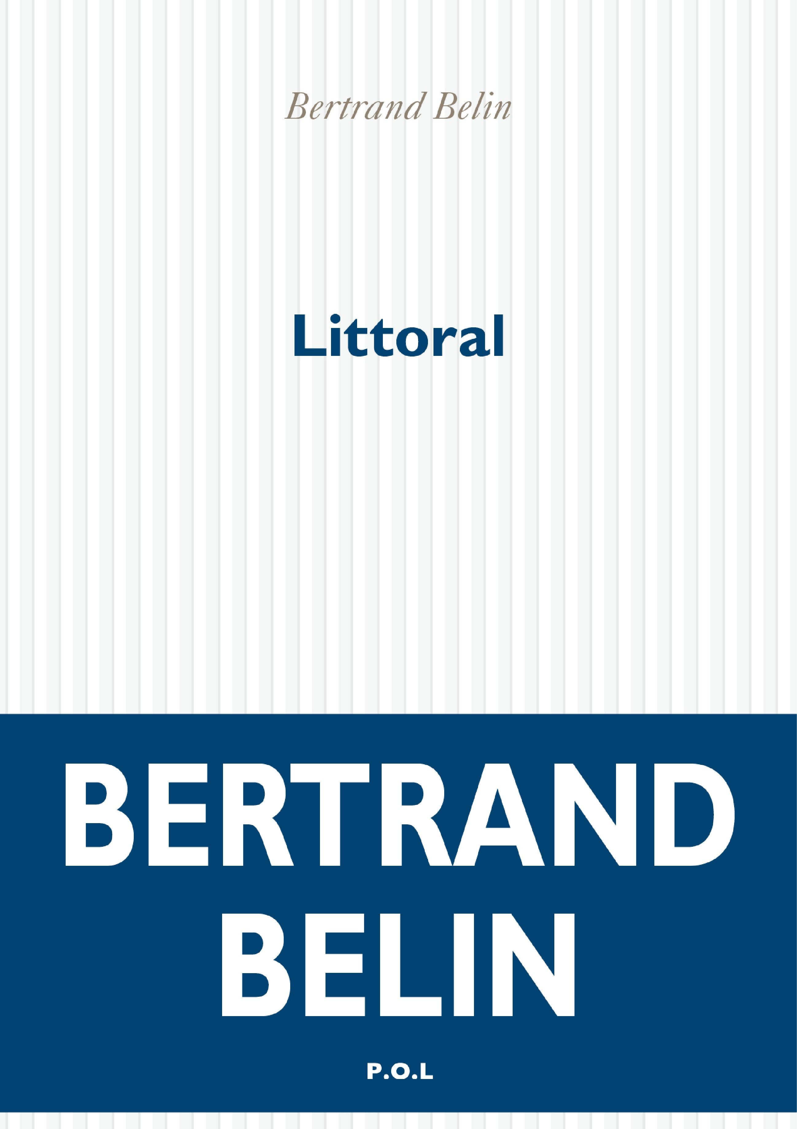 Littoral | Belin, Bertrand