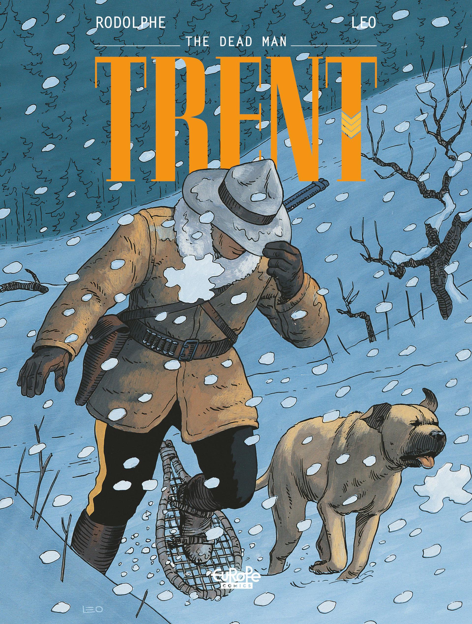Trent - Tome 1 - 1. The Dea...