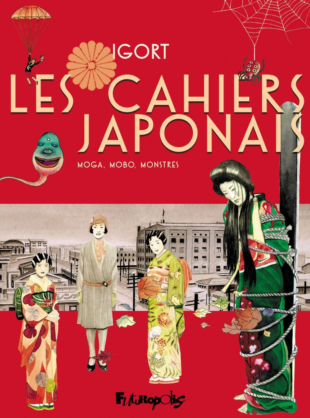 Les Cahiers Japonais | Igort, . Auteur