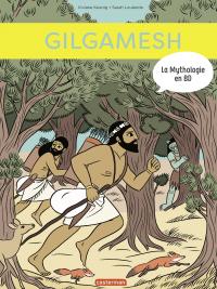 La Mythologie en BD (Tome 1...