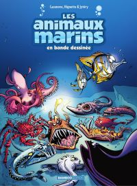 Les Animaux marins - Tome 6