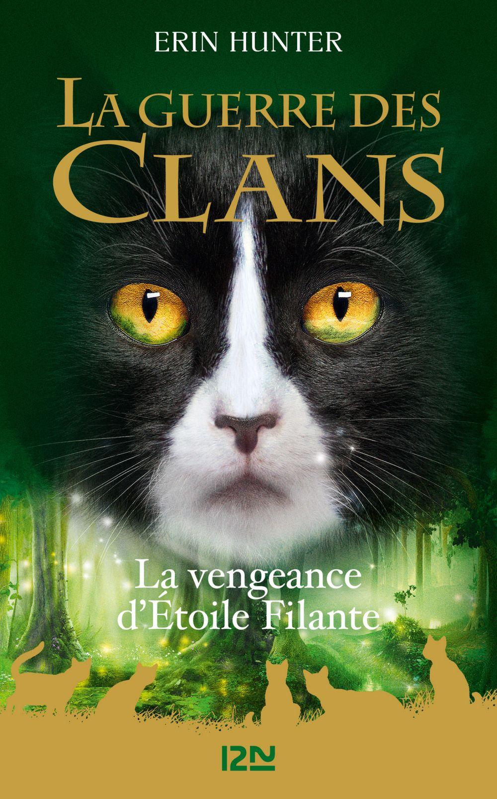 Guerre des Clans HS : La Vengeance d'Étoile filante | HUNTER, Erin. Auteur